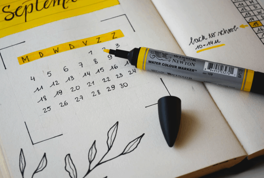 how to create a blog content plan