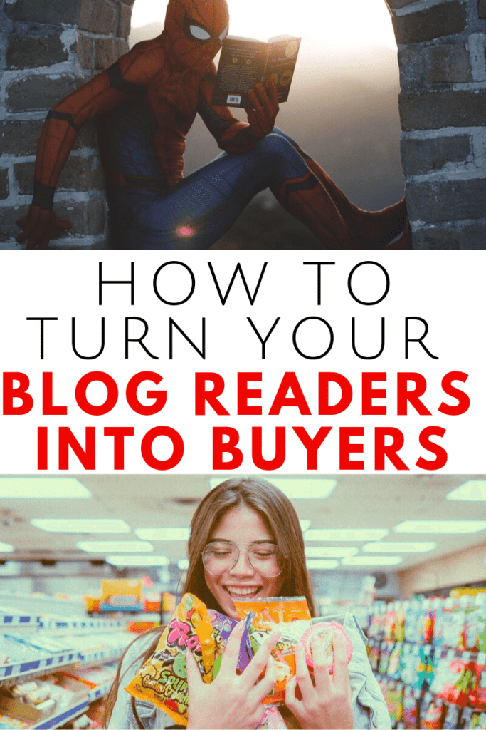 how to get readers to buy
