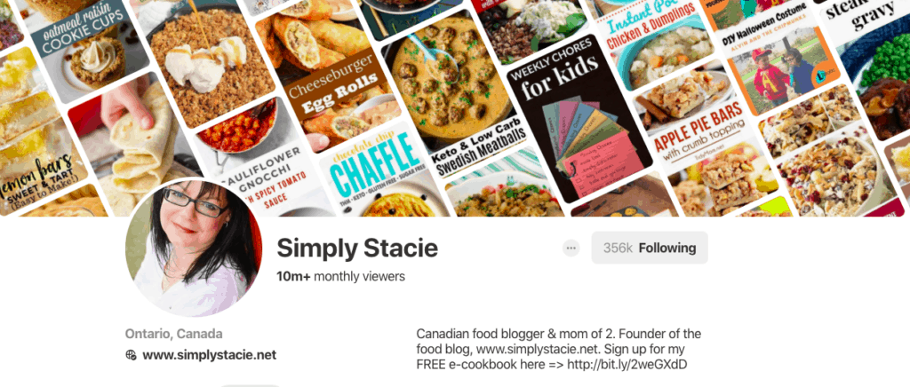 how to use pinterest to get blog traffic