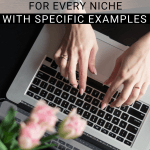 types of blog posts for every niche