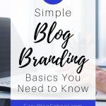 Blog branding basics