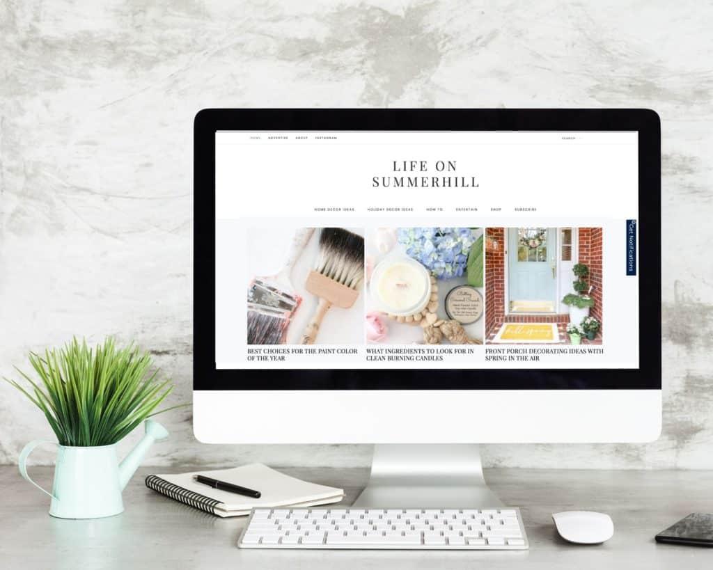 blog branding ideas