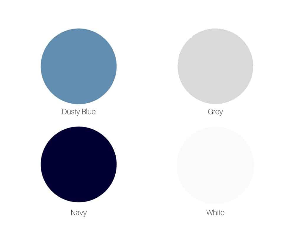 color scheme for blog