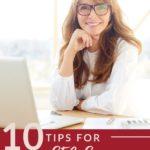 10 Tips for SEO Success PInterest 2