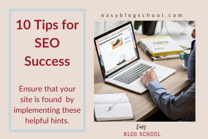 10 Tips for SEO Success